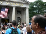Quincy Market Street Performers watch –Gnani