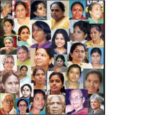புத்தகம் பேசுது - பெண்கள் சிறப்பிதழ்: தமிழ் எழுத்தாளர்கள்