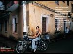 Darshikha_Saxena_Females_Ad_Champions_India_Enfield_Women_Bullet_Drivers_Auto_Ads