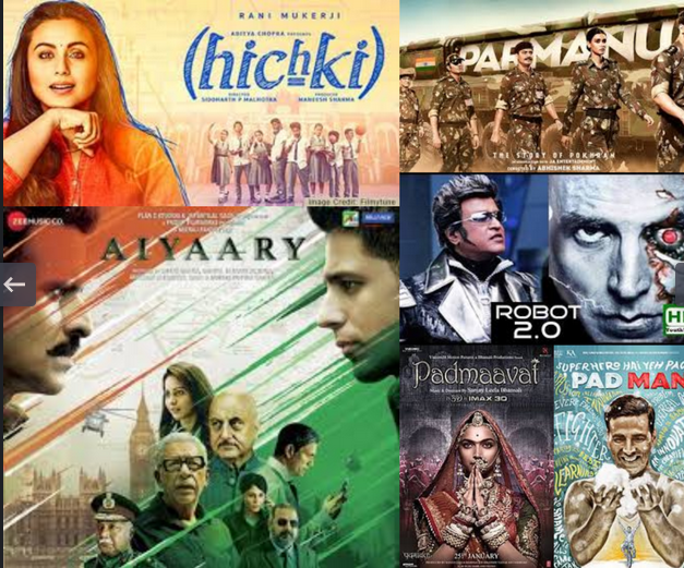 Top Hindi Movies of 2018 - Best Bollywood Films: Must Watch of Indian Cinema